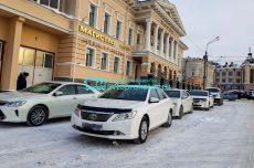 Аренда авто с водителем в Томске