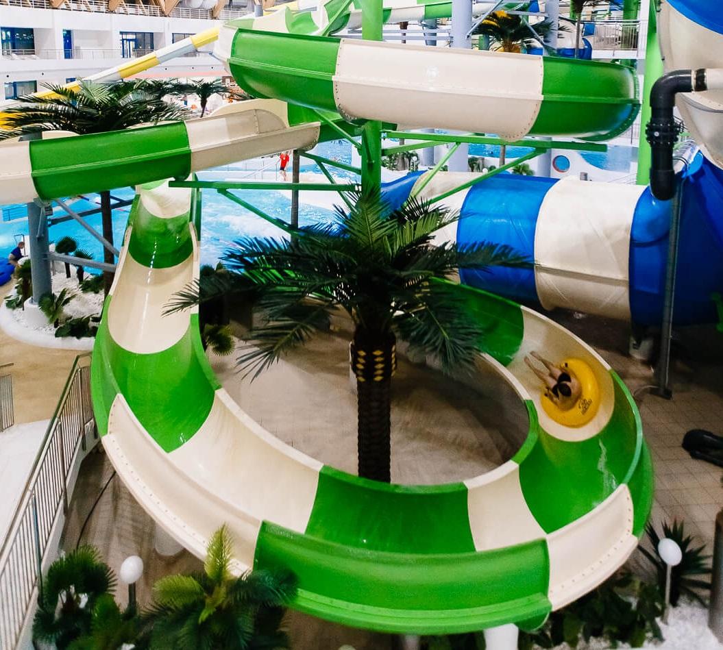 Гиганская акватруба